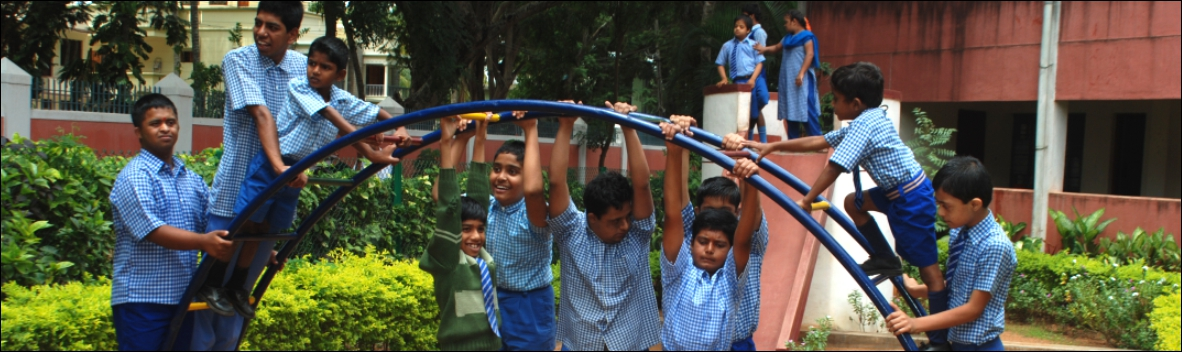 Empowering the Differently Abled Slider