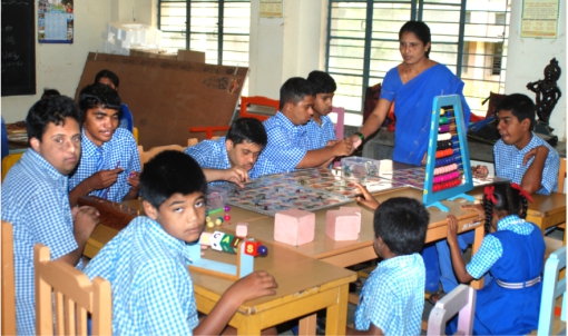 Empowering the Differently Abled