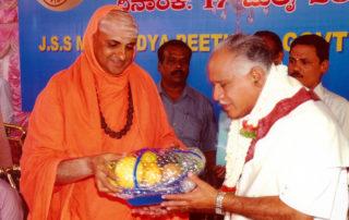 Sri B. S. Yeddyurappa