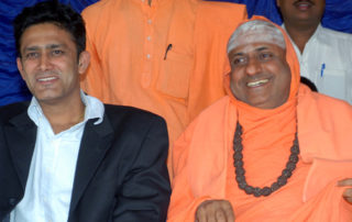 Sri Anil Kumble