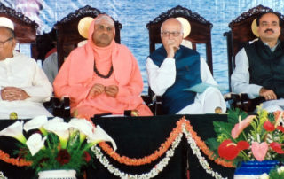 Ananth Kumar & L K Advani
