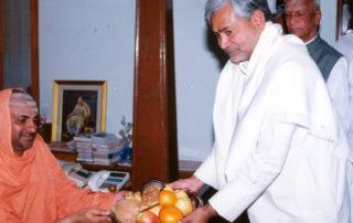 Sri Nitish Kumar