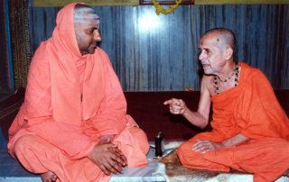Sri Vishveshwara Theertha Swamiji